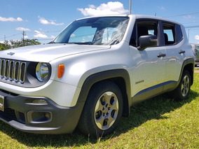 Jeep Renegade Couro Km Baixo Revisado - Monteiro Multimarcas