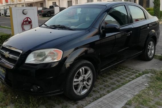 Chevrolet Aveo 1.6 E Abs 5vel Ee Ba Mp3 R-15 Mt 2010