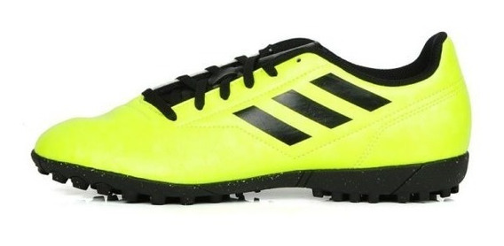 Tenis adidas Hombre Amarillo Futbol Conquisto Turf Aq4330