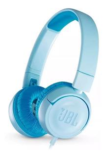 Auriculares Jbl Jr300 Niños Kids Cable 1mt Colores Varios