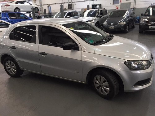 Volkswagen Gol Trend 1.6 Pack I Abcp Abs 101cv 2014