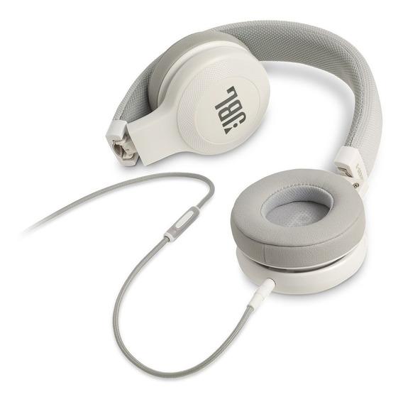 Fone De Ouvido Jbl E35 On Ear Branco Original