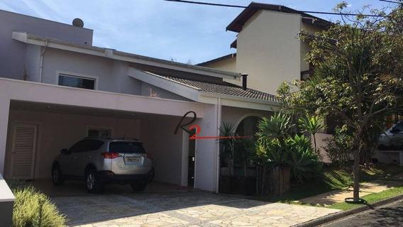 Casa A Venda, Condomínio Villa Fontana, Valinhos. - Ca0439