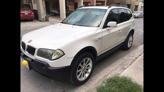 Bmw X3 2.5 Sia Top Line At 2006