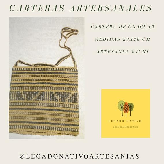 Cartera Artesanal De Chaguar