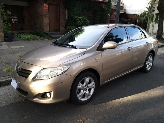 Toyota Corolla 1.8 Xei Mt 2009 - 47.200km
