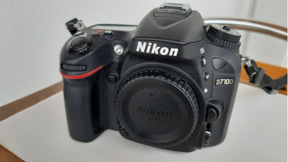 Nikon D7100 Corpo - 37k