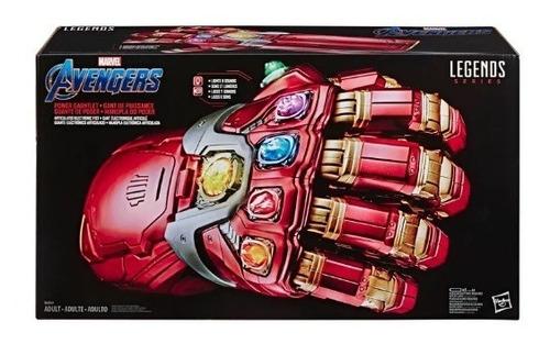 Marvel Avengers Manopla Do Poder Eletrônica E6253