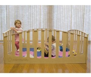 Corralitos Plegables Para Bebes Y Niños ( 1.80 X 1.67 X 61 )