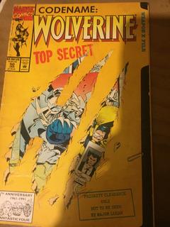 Comic Inglés Wolverine No 50