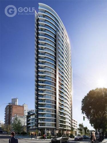 Vendo Apartamento De 3 Dormitorios, Garaje Opcional, En Construcción, Ocupación 01/2023, Buceo, Montevideo