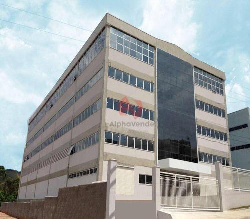 Prédio Para Alugar, 5187 M² Por R$ 150.000,00/mês - Centro Empresarial Tamboré - Santana De Parnaíba/sp - Pr0909