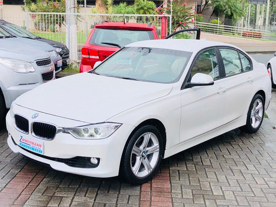 Bmw 320i Active 2015 Com Interior Bege