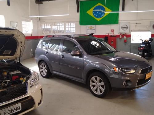 Mitsubishi Outlander 3.0 V6 2012 Blindado Nível 3 A