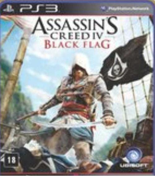 Assassins Creed Black Flag Play 3 Jogo Em Oferta