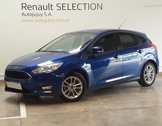 Ford Focus 5p 1,6l N Mt S