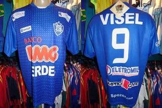 Vitória Espirito Santo 2012 Camisa Titular Tamanho Gg #9.