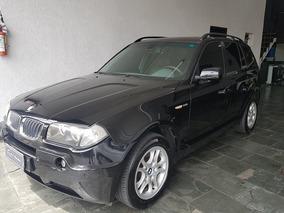 Bmw X3 2.5 Family 4x4 24v Gasolina 4p Automático