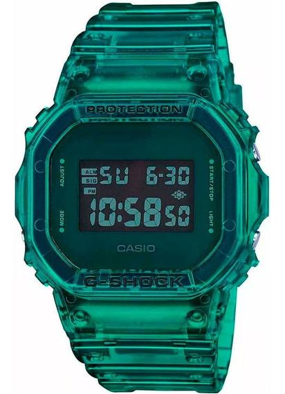 Relógio G-shock Original Dw-5600sb-3dr Nfe Garantia
