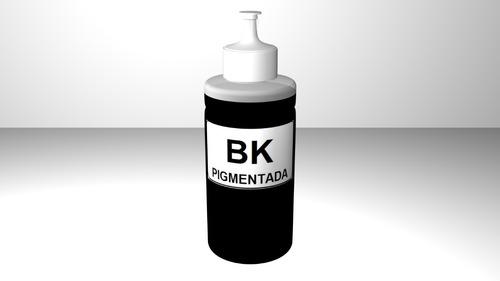 Tinta Negra Pigmentada Canon Ip7210/ Ix6810/ 6510/5410/5510.