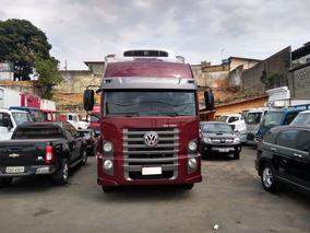 Volkswagen Vw 24280 13/14 Baú Frigorífico Com Gancheira