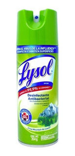 Lysol Desinfectante Antibacterial Superficies 1x354g