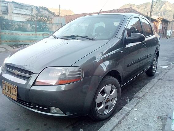 Chevrolet Aveo 2008 1.6