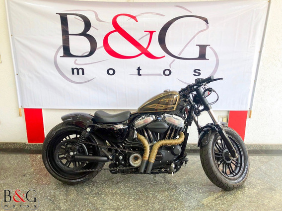 Harley Davidson Xl 1200 X Forty Eight - 2017
