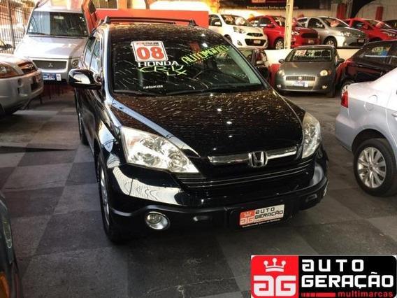 Honda Cr-v Lx 2.0 16v (aut) Gasolina Automático
