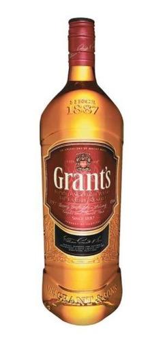 Whisky Grants 8 Anos - 1000ml