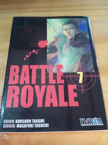 Battle Royale 7 - Takami - Taguchi - Ivrea 2007
