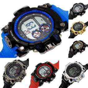 Relógio Masculino G - Shock Barato Promoção Resistente Água