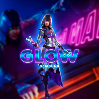 Fortnite Glow Pack Skin + Baile Exclusivo