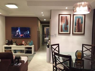 Apartamento Com 3 Dormitórios À Venda, 96 M² Por R$ 490.000 - Vila Independência - Sorocaba/sp - Ap7212