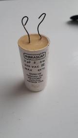Capacitor 2uf; 330v, Ventilador,portão, Kit 15 Pçs Por R$119