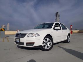 Volkswagen Jetta Clásico 2010 Trendline Tipronic Piel