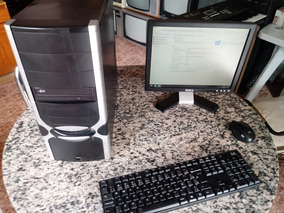 Pc Desktop Core 2 Duo Completo