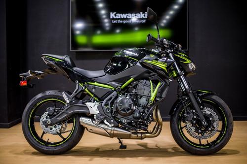 Kawasaki Z650 Abs  Lidermoto   Únicos Line Up Completo