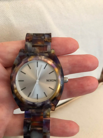 Relógio De Pulso Unissex Da Marca Nixon