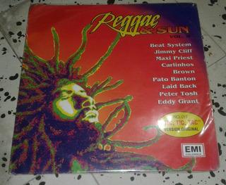 Reggae & Sun Vol 2 Lp Compilacion Emi Colombia