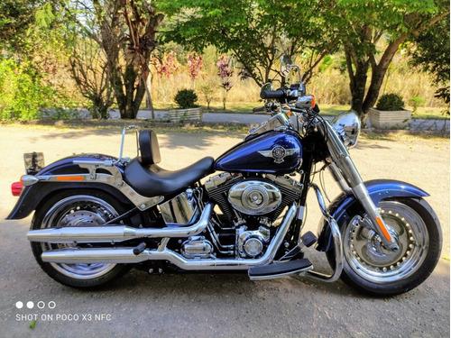 Imagem 1 de 15 de Harley Davidson Fat Boy
