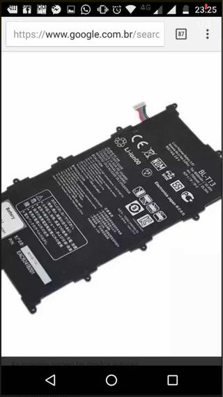 Bateria Original Tablet Lg V700, Está Perfeita, C Garantia