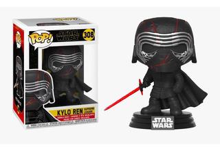 Funko Pop Kylo Ren 308 Star Wars Original Baloo Toys