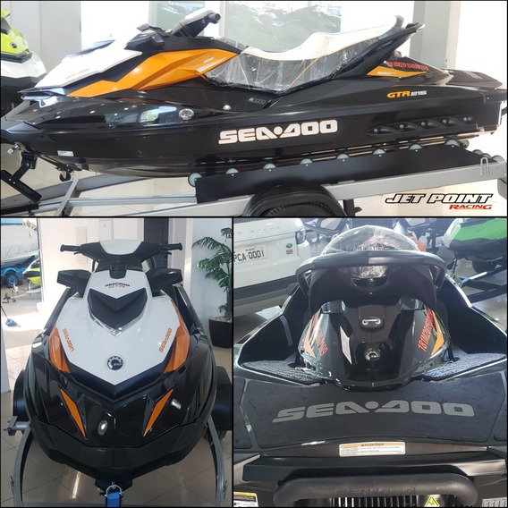 Sea Doo Gtr 215 Top