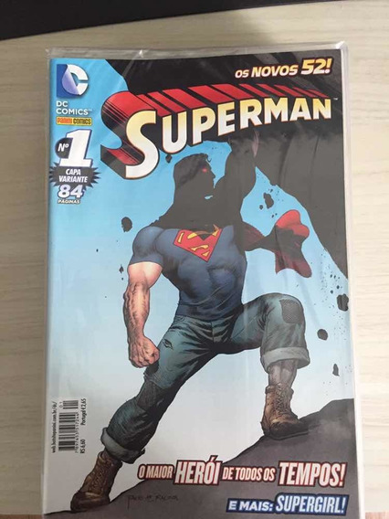 Superman Novos 52