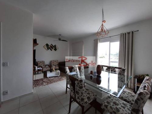 Lindo Apartamento Edifício Jardim Nice - Ap0558