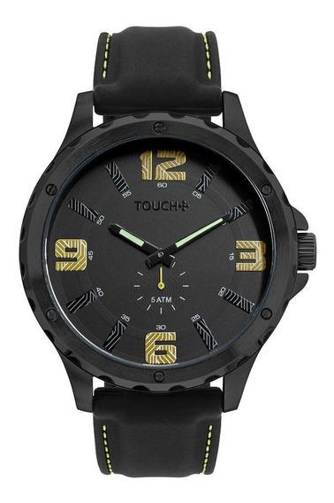 Relógio Touch Unissex Crush Preto - Tw1l40aa/2p