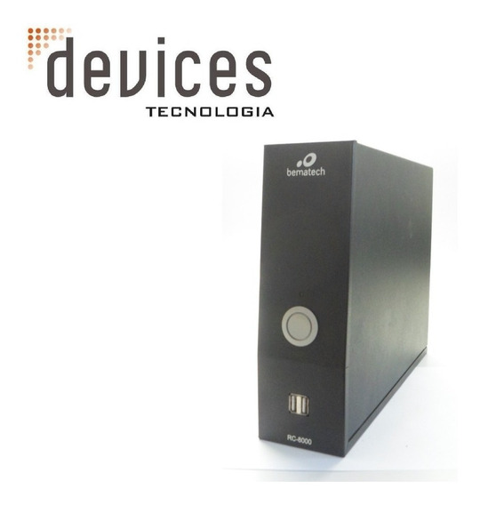 Desktop Bematech Mini Rc-800 - 2gb/ Hd De 320gb