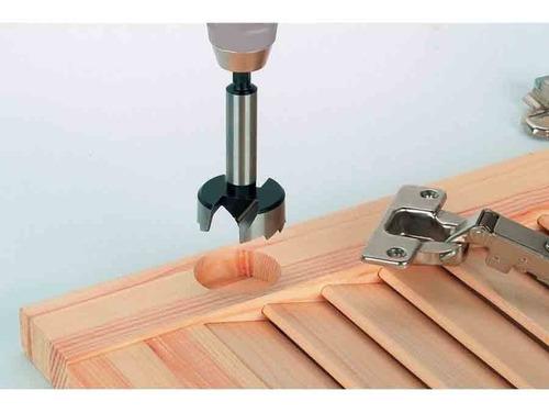 Broca O Mecha De 26mm Timberline Para Cazoleta Pequeña