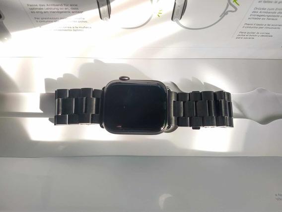 Apple Watch Series 4 Correa De Acero Inoxidable (44 Mm)